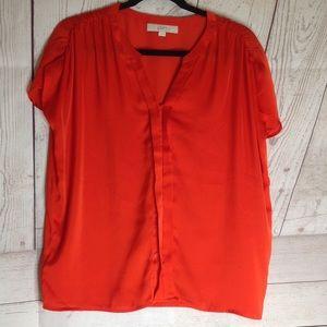 Loft blouse size S
